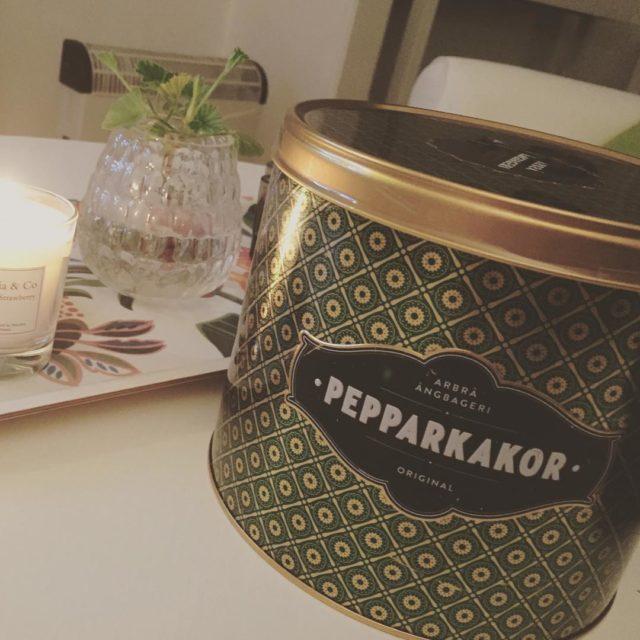 Pepparkakorna r framdukade Dags att bli snll pepparkakor jul julen2016hellip
