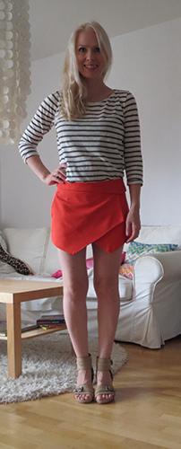 Dagens outfit Zara Lindex Hope
