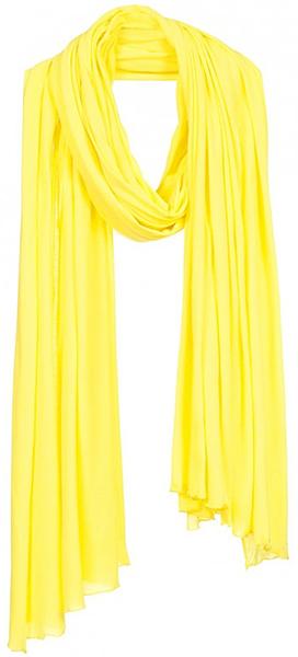gul sjal