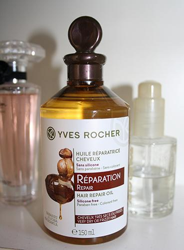 Hair Repair Oil Yves Rocher