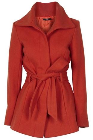 röd kappa fransa