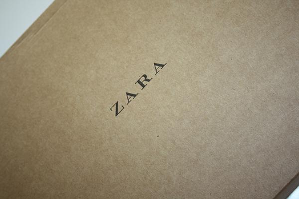 Paket från Zara