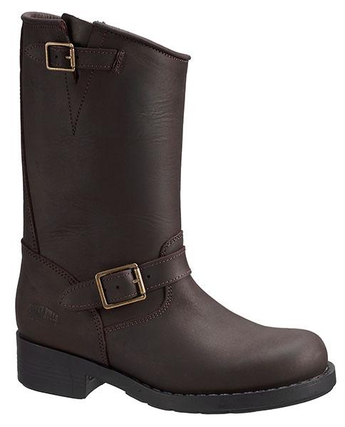 Grova boots från Johnny Bulls – Käthe Nilsson