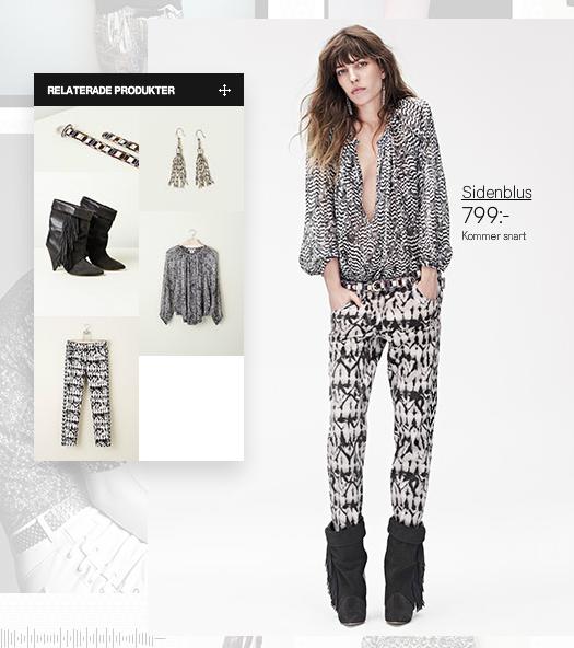 isabel Marant pour H&M den 14 november
