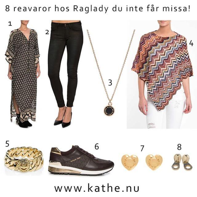 Jag har bloggat om 8 reavaror frn Raglady! Vill hahellip