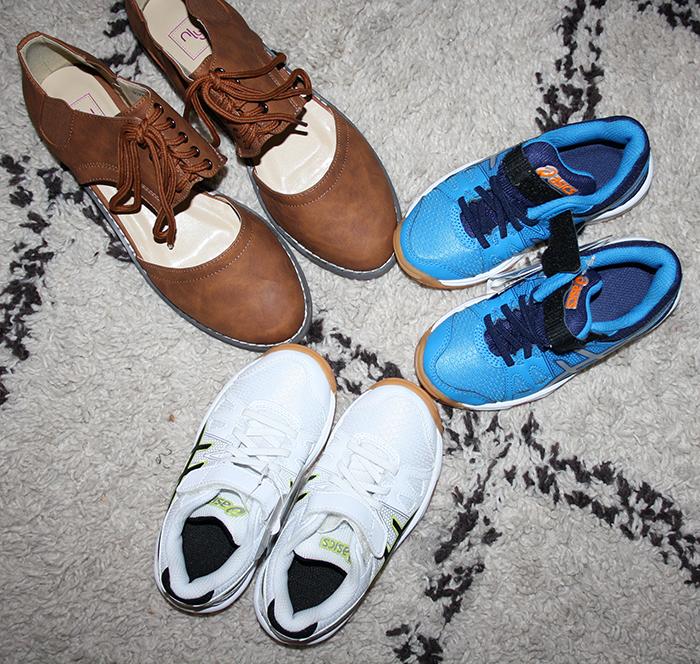 skor 3 för 2