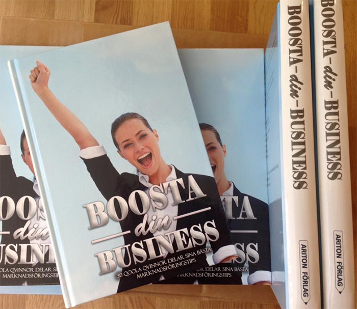 boosta din business bok