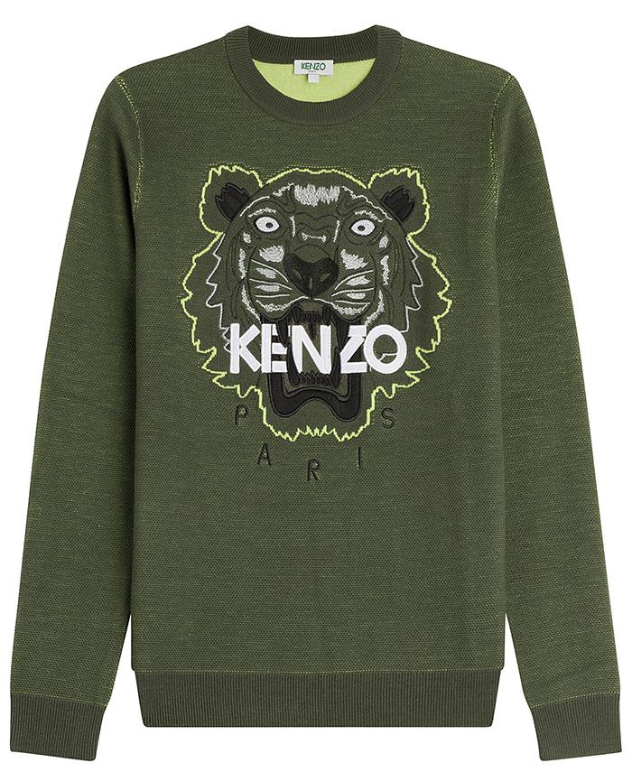 Populära tröjor från Kenzo – Käthe Nilsson