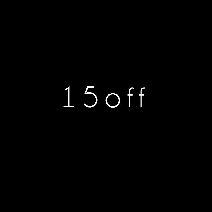 15off