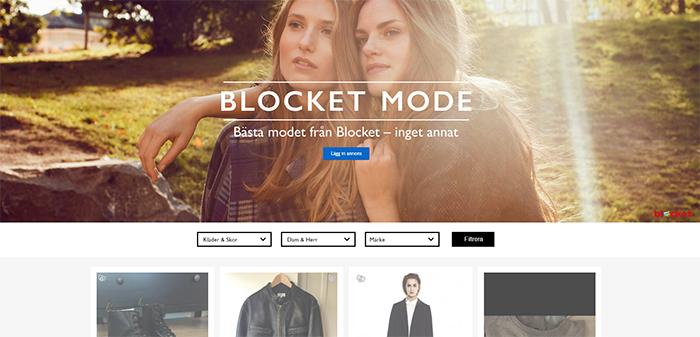 blocket mode