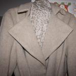 Min nya beige kappa