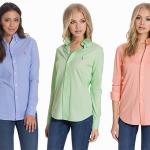 Tre vårskjortor från Ralph Lauren Polo