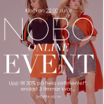30% hos Nobo Design