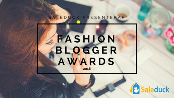 fashion blogger award