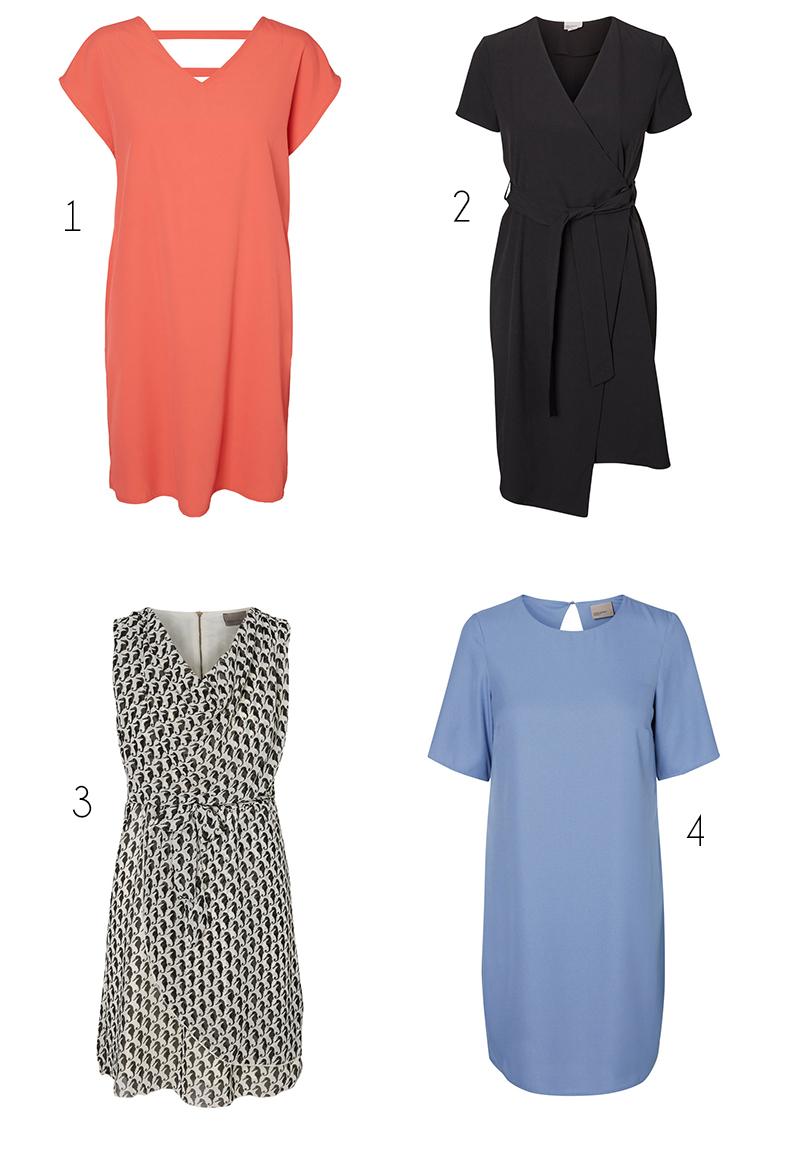 12c70b82e9a Fyra fab klänningar från Only – Käthe Nilsson