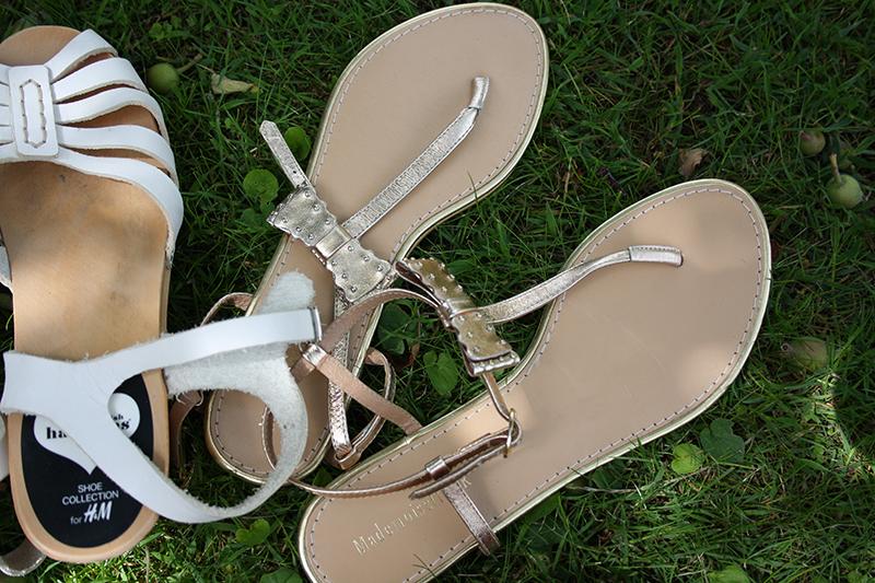 sommarens sandaler la redoute