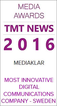 mediaklar award