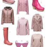 9 rosa plagg och skor & Pink Paydays hos Eleven