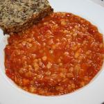 Middagstips: Linssoppa & fröbröd