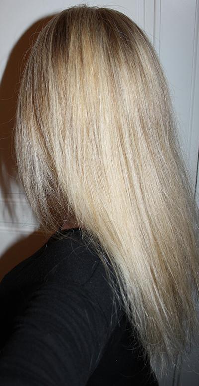 frisyrer halvlångt hår uppklippt