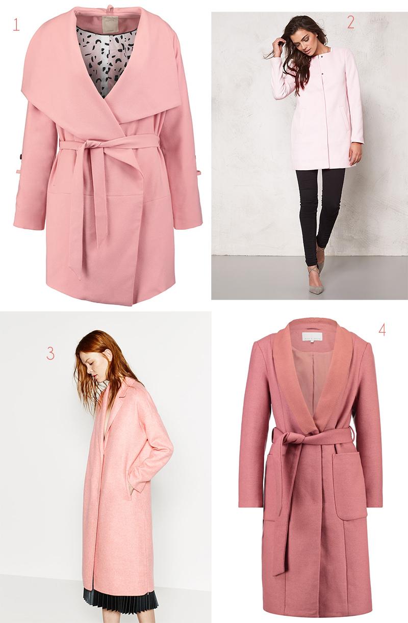 rosa kappor