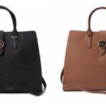 På jakt efter en svart eller brun väska?
