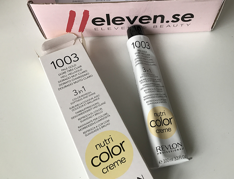 revlon nutri color creme pale gold 1003