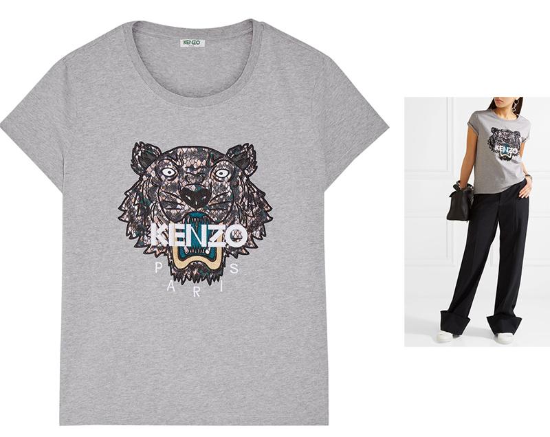 Ett av min bästa köp i vår: Kenzo t shirt – Käthe Nilsson