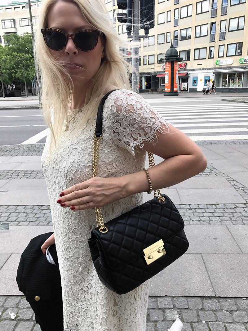 En quiltad väska från Michael Michael Kors istället för Chanel ... 4b6c89741ec73