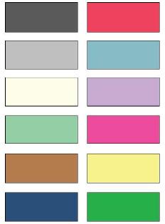 neutrala färger