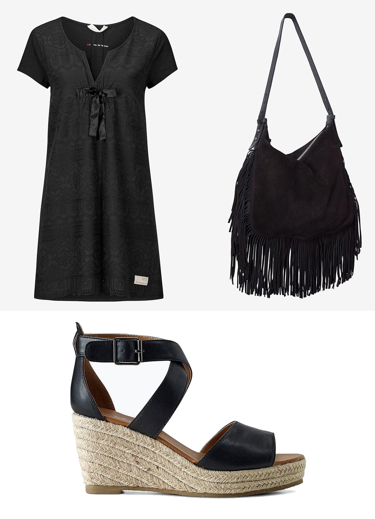 Svarta kläder på sommaren – är det passande  – Käthe Nilsson 3e4e213981f7c