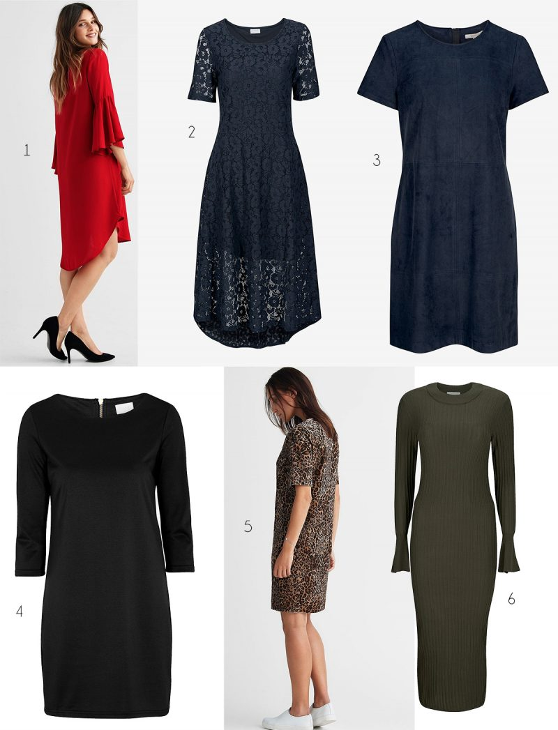 6 fina klänningar att bära i höst – Käthe Nilsson 196573ac91009
