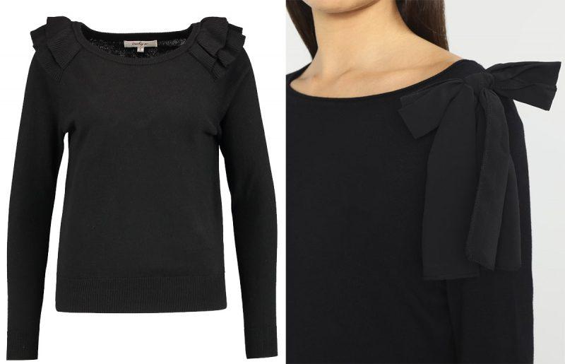 svarta tröjor fina detaljer
