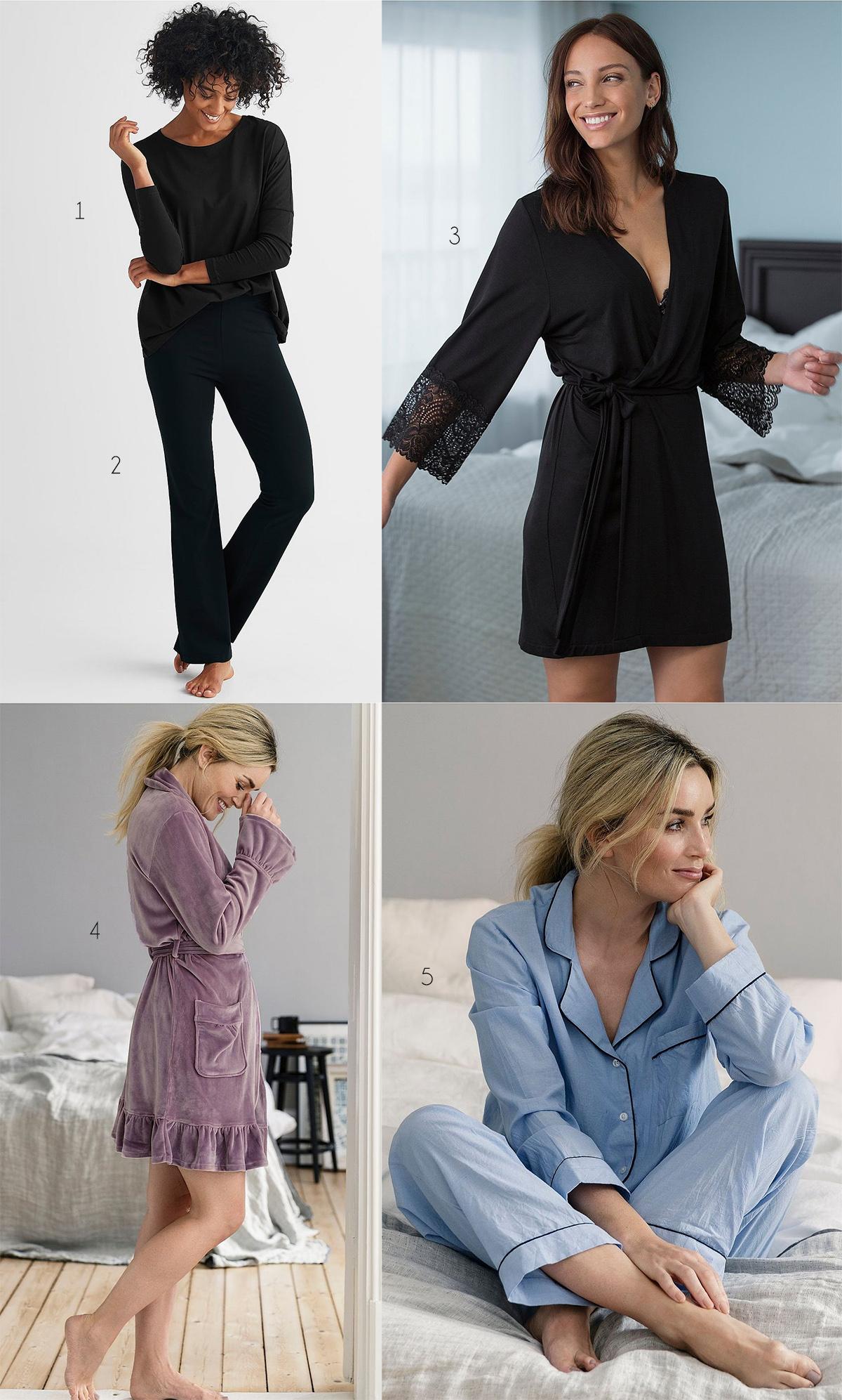 pyjamas på rea
