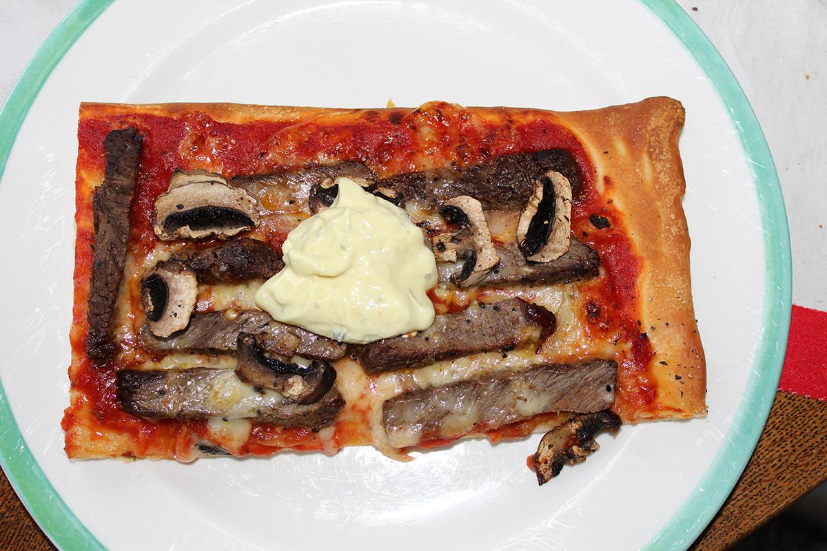 avbokningar och pizza