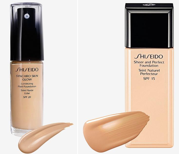 50% rabatt på Shiseido