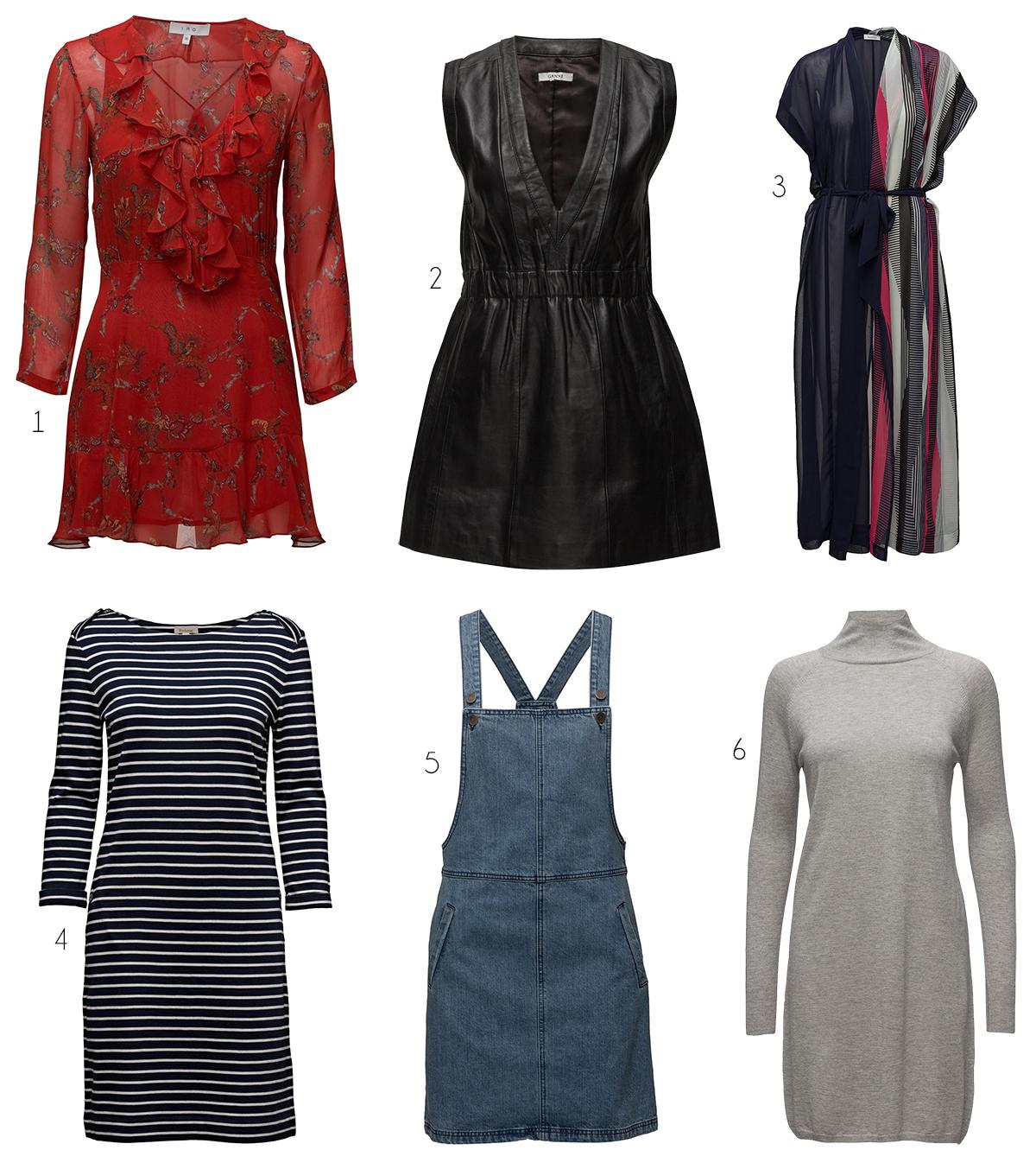 vårklänningar med rabatt