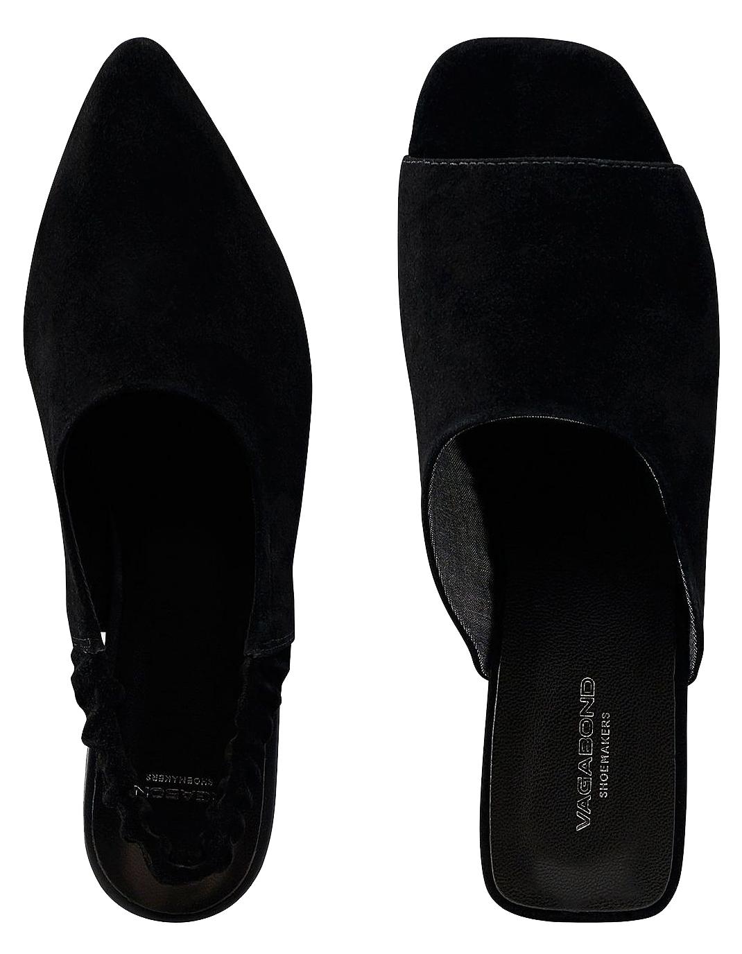 platta skor längre ben