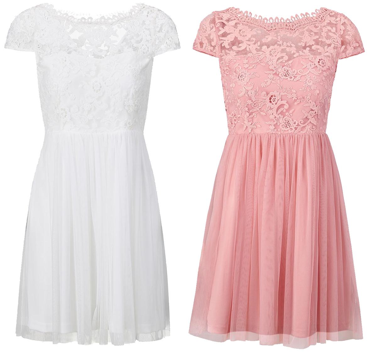 kort klänning fest