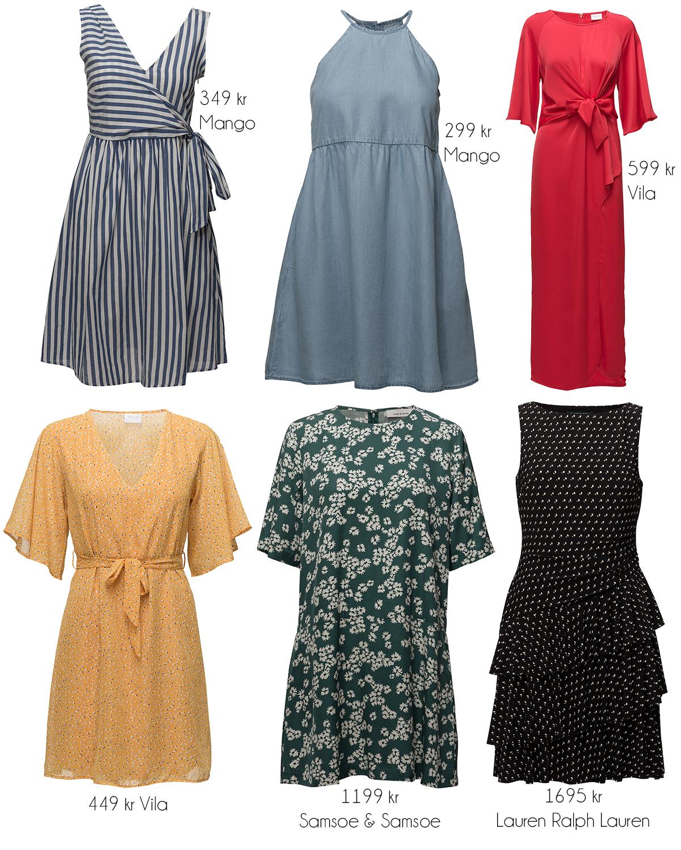 484b4bf4ac9e 6 klänningar i olika färger, modeller och priser – Käthe Nilsson