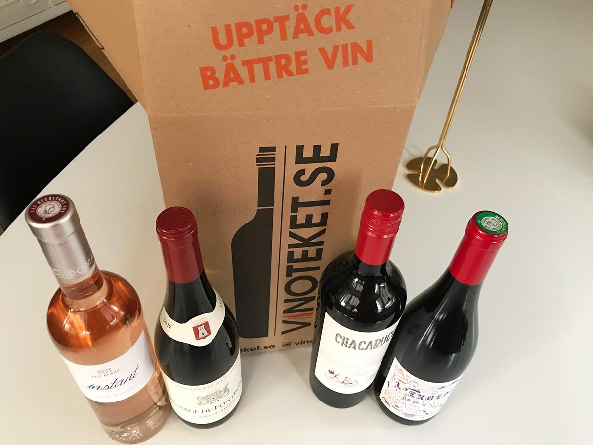 vinboxen