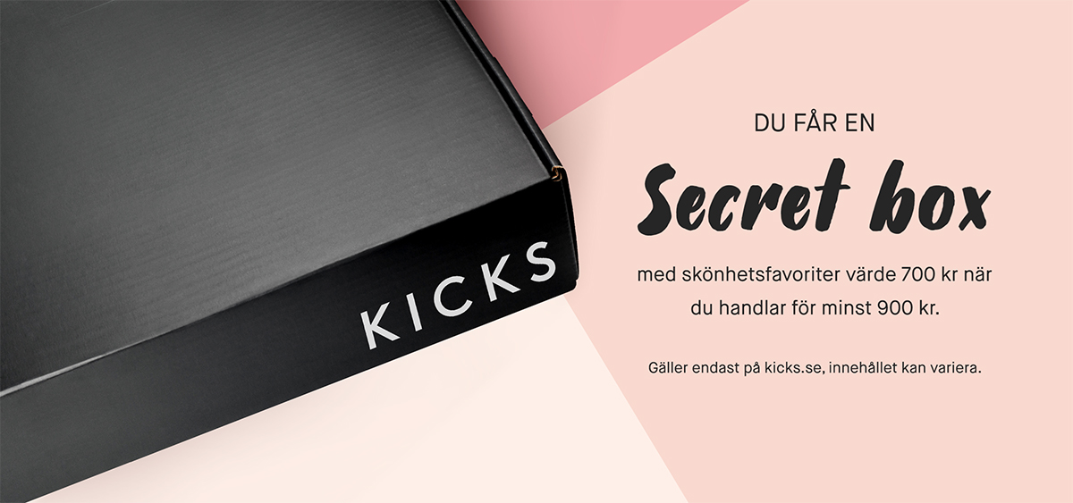 Kicks Secret box