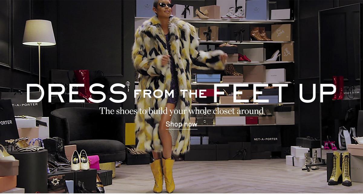 skorna först