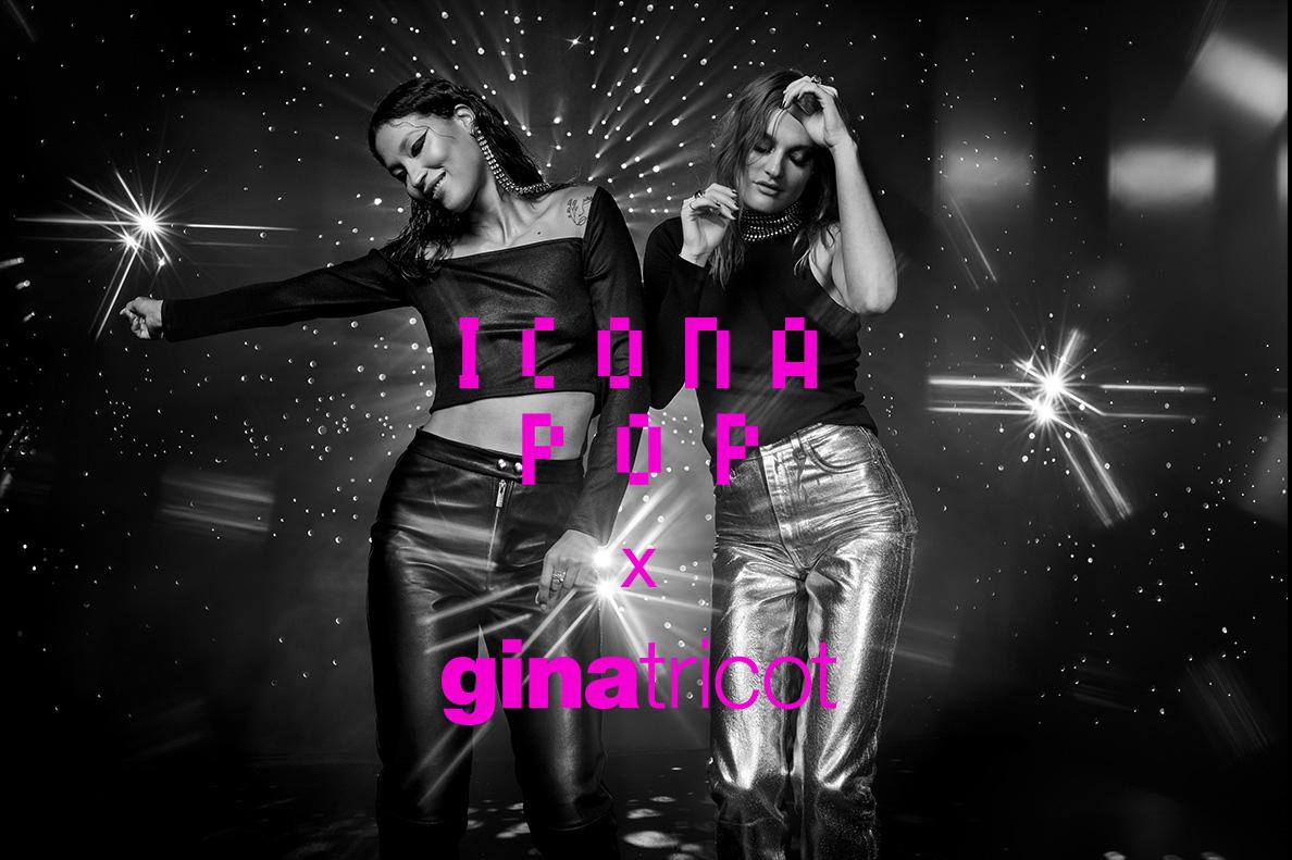 Gina Tricot Icona pop
