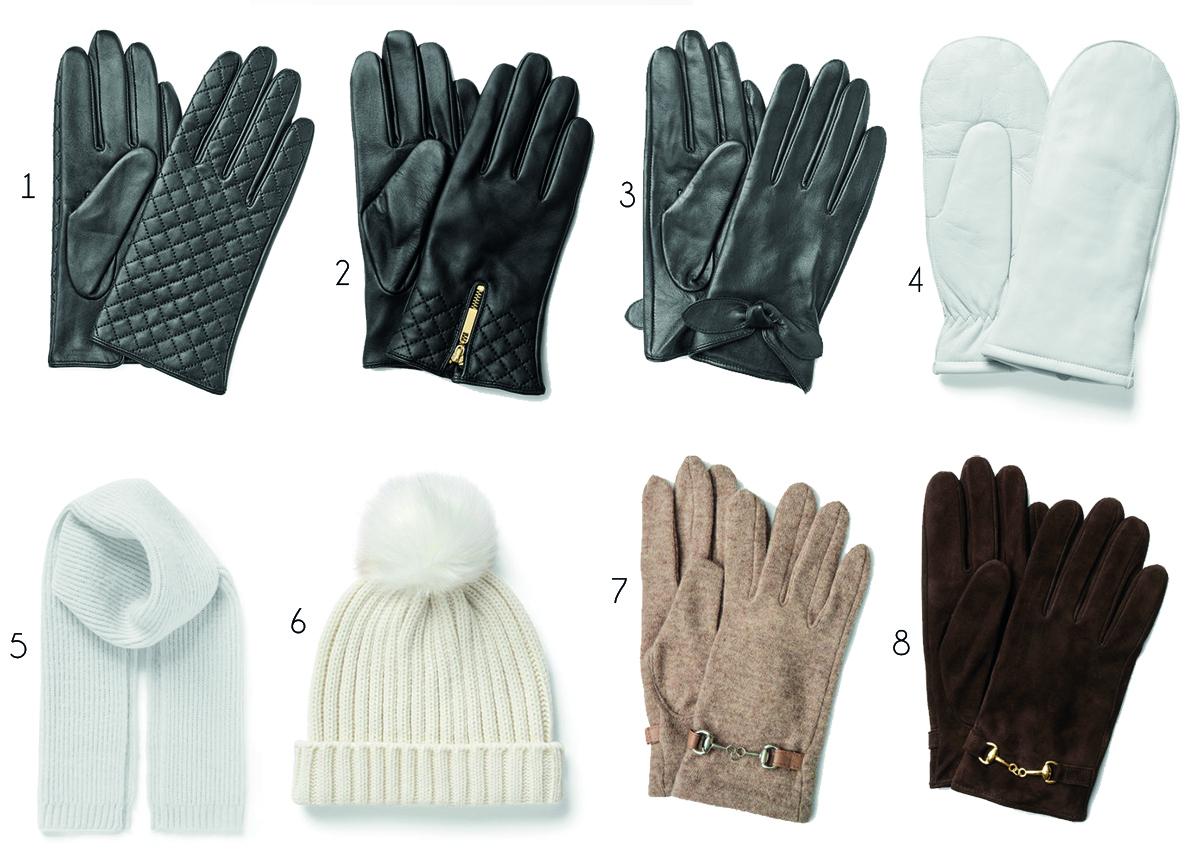 vantar handskar