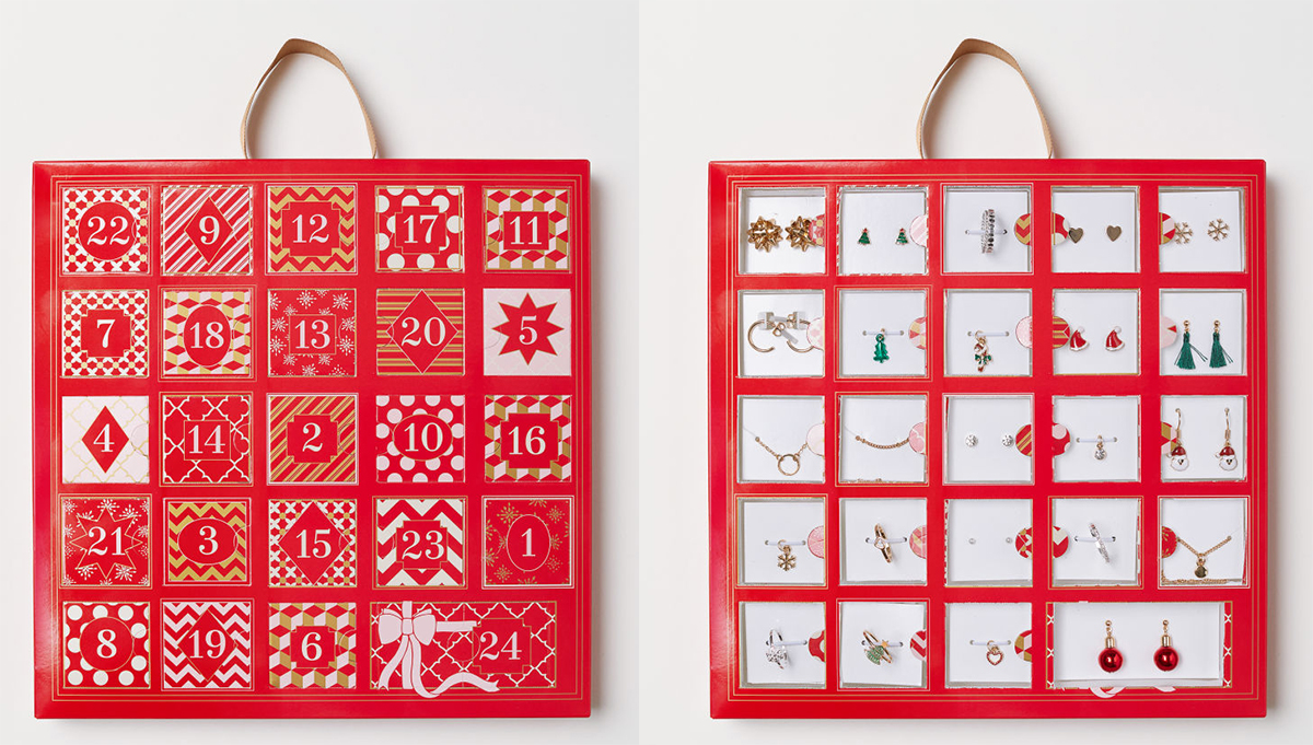 H&M adventskalender
