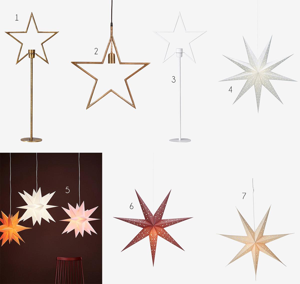 sju stjärnor