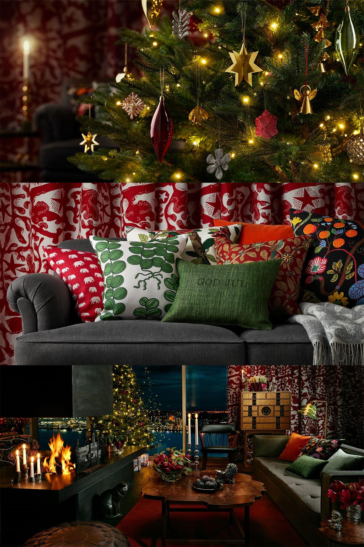 svenskt tenn julen 2018