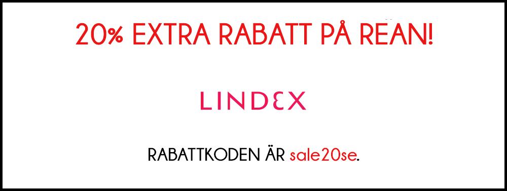 Lindex extra rabatt