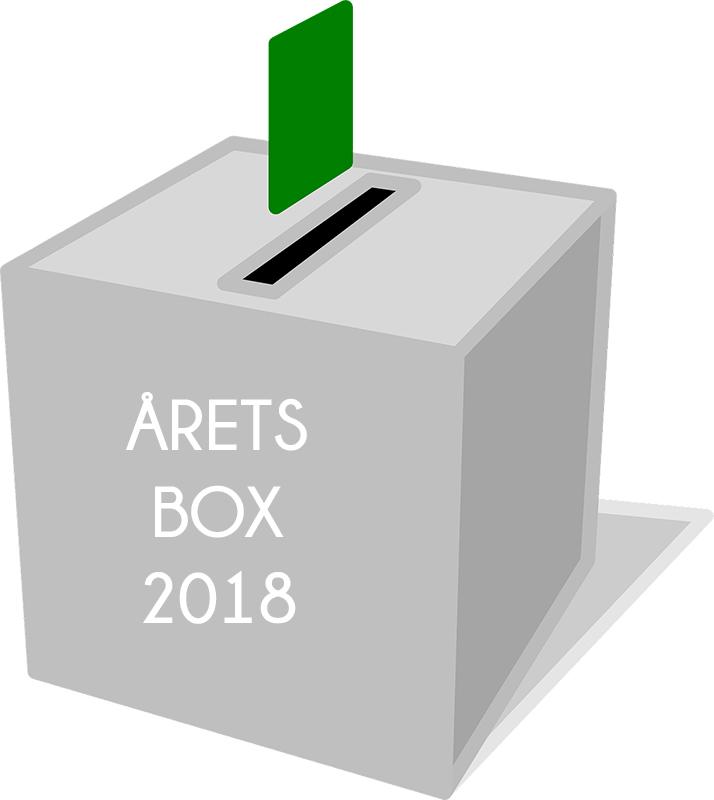 årets bästa box